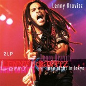 Lenny Kravitz: One Night in Tokyo - Plak