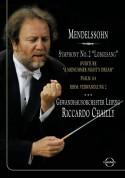 Riccardo Chailly, Leipzig Gewandhaus Orchestra: Mendelssohn: Symphony No. 2,