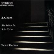 Torleif Thedéen: J. S. Bach - Six Suites for Solo Cello - CD