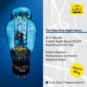 Polnische Kammerphilharmonie, Wojciech Rajski: Mozart: A Little Night Music, Divertimento - Plak
