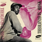 Thelonious Monk: Piano Solo - Plak