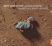 David Greilsammer: Mozart: Early Piano Concertos - CD