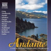 Andante - Classical Favourites for Relaxing and Dreaming - CD