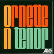 Ornette Coleman: Ornette on Tenor - CD