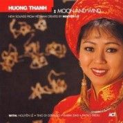Huong Thanh: Moon And Wind - CD