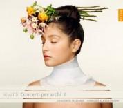 Concerto Italiano, Rinaldo Alessandrini: Vivaldi: Concerti per archi II - CD