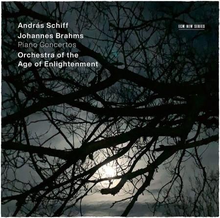 András Schiff: Brahms: Piano Concertos - CD
