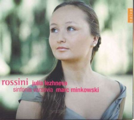 Julia Lezhneva sings Rossini - CD