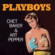 Chet Baker, Art Pepper: Playboys + 7 Bonus Tracks! - CD