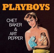 Chet Baker, Art Pepper: Playboys + 7 Bonus Tracks! - CD