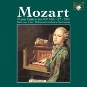 Derek Han, Philharmonia Orchestra, Paul Freeman: Mozart: Piano Concertos KV 467 - 37 - 503 - CD
