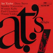 Art Taylor: A.T.'s Delight - Plak