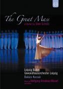 Gewandhausorchester Leipzig, Leipzig Ballet, Balazs Kocsar: Mozart: The Great Mass - A Ballet by Uwe Scholz - DVD