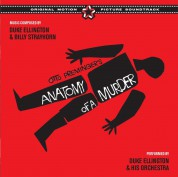 Duke Ellington, Billy Strayhorn: OST - Anatomy of a Murder Soundtrack - CD