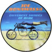 Joe Bonamassa: Different Shades Of Blue (Limited Picture Disc) - Plak