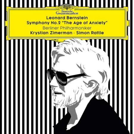 Sir Simon Rattle, Krystian Zimerman, Berliner Philharmoniker: Bernstein: Symphonie No 2