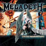 Megadeth: United Abominations - Plak