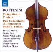 Thomas Martin: Bottesini Collection (The), Vol. 2 - CD