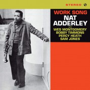 Nat Adderley: Work Song - Plak