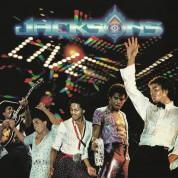Jacksons Five: Live - Plak