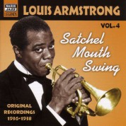 Louis Armstrong: Armstrong, Louis: Satchel Mouth Swing (1936-1938) - CD