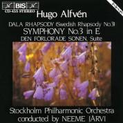 Royal Stockholm Philharmonic Orchestra, Neeme Järvi: Alfvén: Symphony No.3 - CD