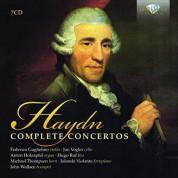 Çeşitli Sanatçılar: Haydn: Complete Concertos - CD