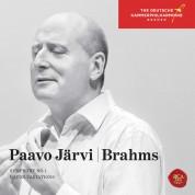 Paavo Järvi, Deutsche Kammerphilharmonie Bremen: Brahms: Symphony No 1 & Haydn Variations - CD