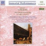 Strauss Ii, J.: A Night in Venice - CD