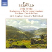 Berwald: Tone Poems - CD
