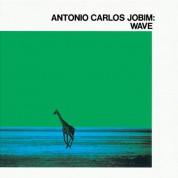 Antonio Carlos Jobim: Wave - CD