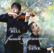 Joshua Bell, Jeremy Denk: French Impressions - CD