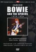 David Bowie: Inside Bowie& Spiders 1972-74 - DVD