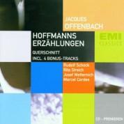Rudolf Schock, Rita Streich, Josef Metternich, Marcel Cordes, Berliner Symphoniker, Wilhelm Schüchter: Offenbach: Hoffmanns Erzählungen (im Deutsch) - CD