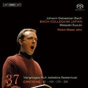 Bach Collegium Japan, Masaaki Suzuki: J.S. Bach: Cantatas, Vol. 37 - SACD