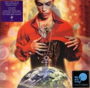 Prince: Planet Earth (Limited Edition - Purple Vinyl - Lenticular Cover) - Plak