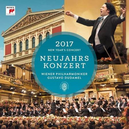 Vienna Philharmonic Orchestra, Gustavo Dudamel: New Year Concert 2017 - DVD