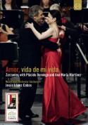 Plácido Domingo, Ana María Martínez, Salzburg Mozarteum Orchestra, Jesús López-Cobos: Zarzuela Concert - DVD