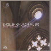 Çeşitli Sanatçılar: English Church Music - CD