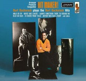 Burt Bacharach: Hit Maker! (feat Jimmy Page and John Paul Jones!) - Plak