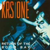KRS-One: Return of the Boom Bap - Plak