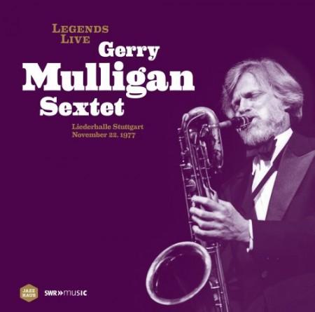 Gerry Mulligan: Legends Live - Liederhalle Stuttgart, 1977 (remastered) - Plak
