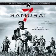 Fumio Hayasaka: OST - Seven Samurai + 9 Bonus Tracks! - CD