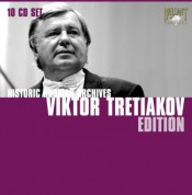 Viktor Tretiakov: Historical Russian Archives - Viktor Tretiakov - CD