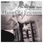 Hans-Ola Ericsson, Susanne Rydén, Tommy Björk, Anders Hannus: Ericsson: works - SACD