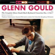 Glenn Gould: The Bach Keyboard Concertos - Plak
