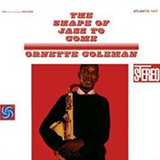 Ornette Coleman: The Shape Of Jazz To Come (45rpm-edition) - Plak