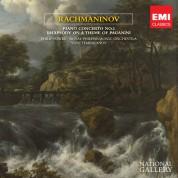 Philip Fowke, Royal Philharmonic Orchestra, Yuri Temirkanov: Rachmaninov: Piano Concerto No. 2, Rhapsody on a Theme of Paganini - CD