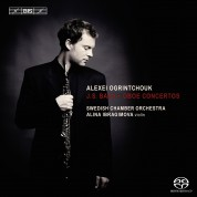 Alexei Ogrintchouk, Alina Ibragimova, Swedish Chamber Orchestra: J.S. Bach: Oboe Concertos - SACD
