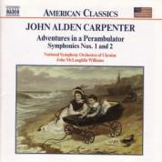 Carpenter: Adventures in A Perambulator / Symphonies Nos. 1 and 2 - CD